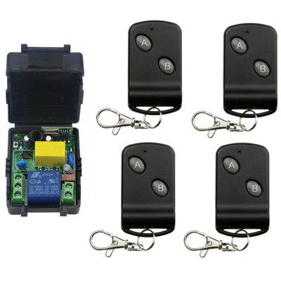 220V Wireless Remote Control System Receiver