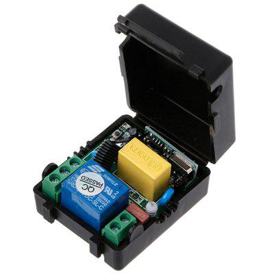 FYZ1142 Wireless Remote Control Switch Receiver Transmitter Kit for Garage Doors Security Industrial Control Products