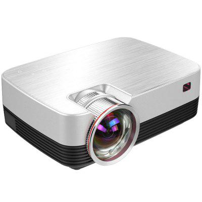 Q6 LCD Home Entertainment Cinema Projector Display Mirroring