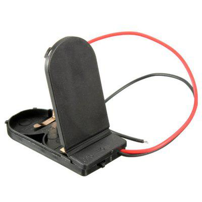 CR2032 Button Battery Holder Case with Switch Module
