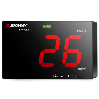 SNDWAY SW - 625A Indoor Wall-mounted PM2.5 Monitor