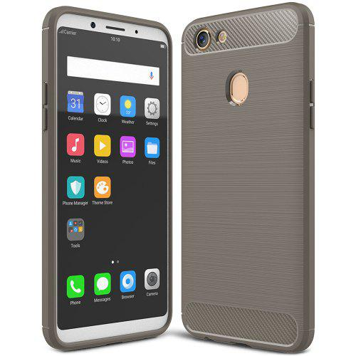 more photos e4b23 7363d Brushed Phone Case for OPPO A73