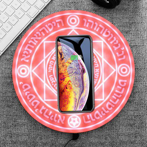 Gocomma Magic Array Wireless Charger - PINK 5W