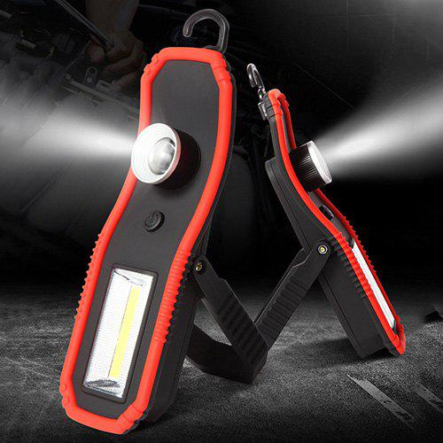 Tactical 105 Lumens Zoomable LED Flashlight Rechargeable Battery Lamp Torch UK