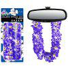 Wreath Hanging Air Freshener Decoration - PURPLE