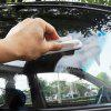 Invisible Wiper Household Cleaning Brush for Car / Indoor Window / Glasses 4PCS - WHITE