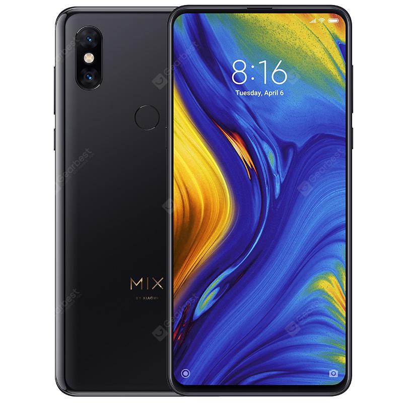 Xiaomi Mi Mix 3 4G Phablet Global Version - Black