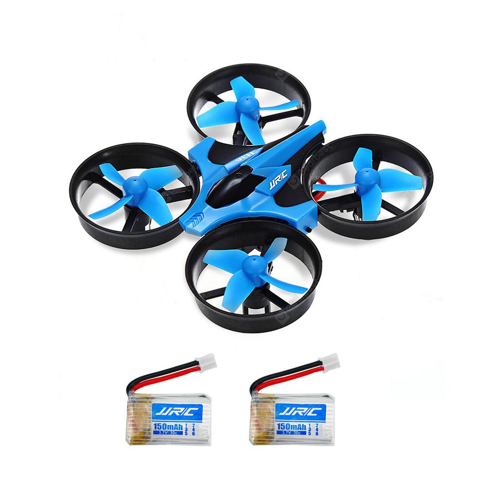 JJRC H36 Blue with Two Batteries RC Quadcopters Sale, Price & Reviews | Gearbest