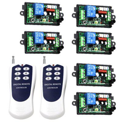 Wireless Relay Remote Control Switch