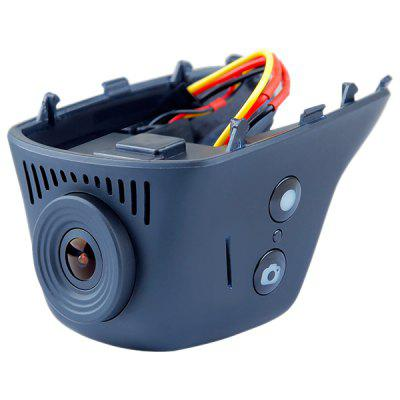A67 Free Wiring Hidden HD Driving Recorder for Tesla Model X AP2 Image