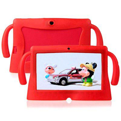 Q88 A13 7 inch Silicone Drop Type Cartoon Tablet Case
