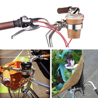 Aluminum Alloy Bicycle Coffee Tea Cup Child Milk Bottle Holder