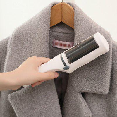 Clothing Absorbing Electrostatic Dry Cleaning Brush
