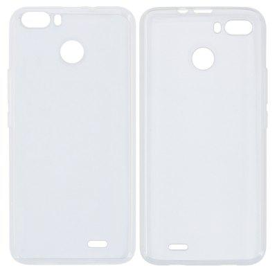 TPU Transparent Ultra-thin Mobile Phone Case for Blackview S6