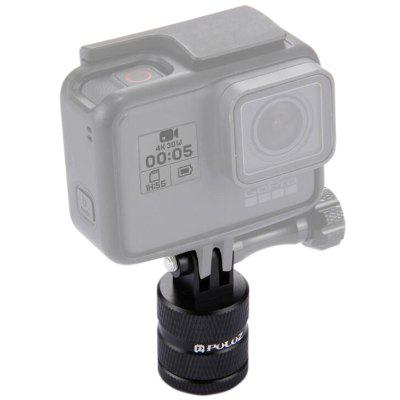 360 Degrees Rotating Base Camera Adapter Mount for GoPro Hero 5 / 4 / 3