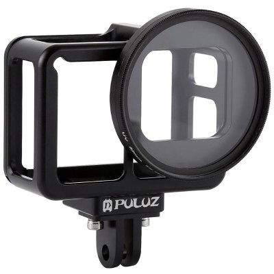 Hollow Metal Protective Frame for GoPro HERO 7