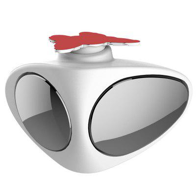 Blind Area Perspective Multi-function Rearview Mirror