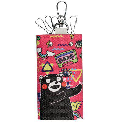 KUMAMON Lovely Daily Cartoon Keychain