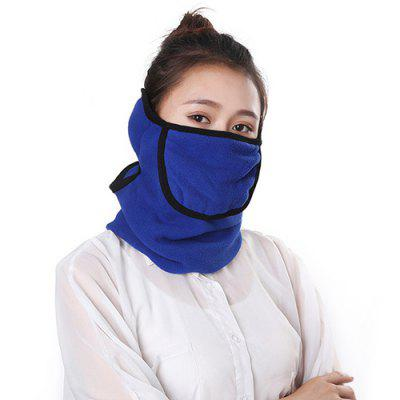 Winter Stofdichte warme opening All-in drie-in-één masker