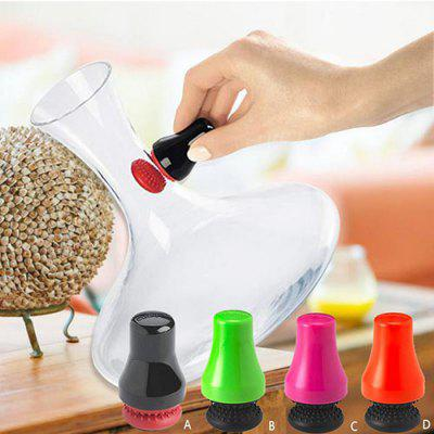 Magnetic Glass Cleaner Silicone Cleaning Brush Spot Scrubber