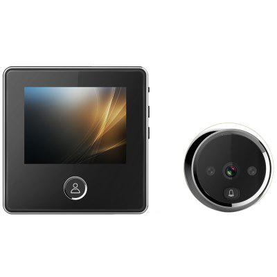 SNDD2 3.0 inch 1.0MP Security Camera Digital Peephole Door Viewer Infrared Night Vision