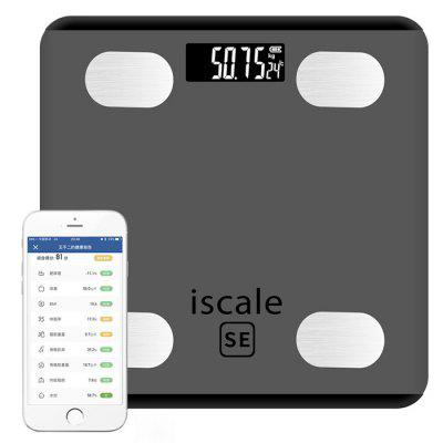 Smart Bluetooth Electronic Weighing Fat Weighing Body Scale