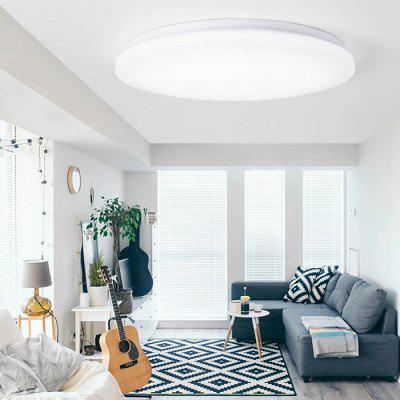 25W Modern LED Ceiling Light with Remote Control