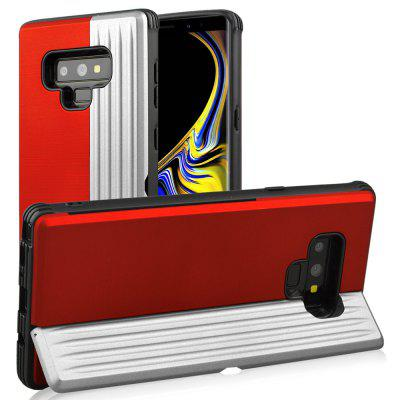 Angibabe ultra-fino multi-função TPU + PC Phantom Shield Mobile Phone Case para Samsung Galaxy Note 9