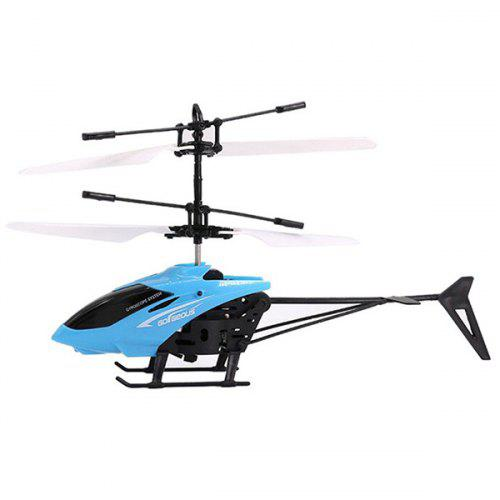 Induction Flying Aircraft Electric Micro Helicopters Toys Gift for Kids