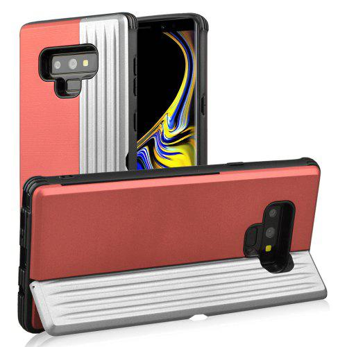 Angibabe Ultra-thin Multi-function TPU + PC Two-in-one Phantom Shield  Mobile Phone Case for Samsung Galaxy Note 9