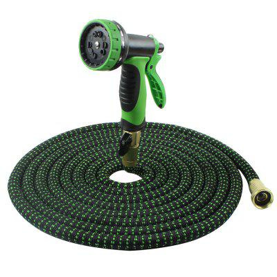 7.5M Green Thickened Water Pipe Gun Garden Spray Tool