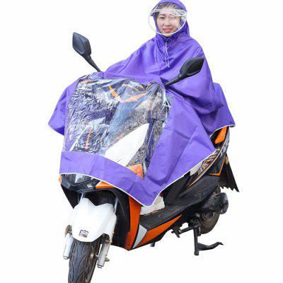 Thickening Motorcycle Raincoat Adult Poncho