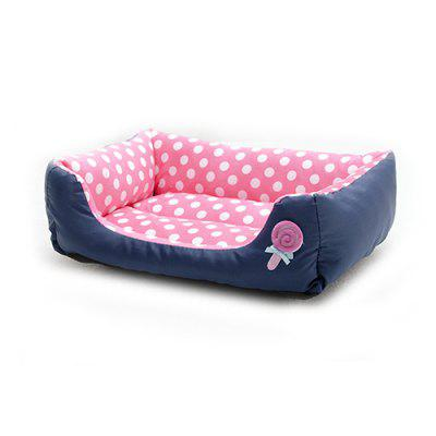 Warm Wave Pet Dog Sofa Bed Cat Kennel