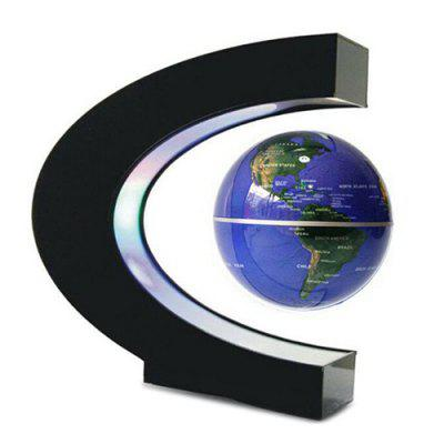 Creative Magnetic Levitation Globe Decoration