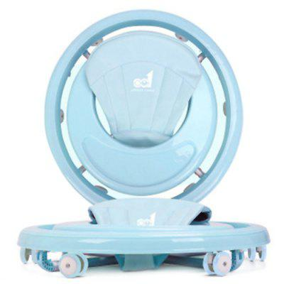 Anti-rollover Infant Baby Walker Kids Multi-function Walking Chair