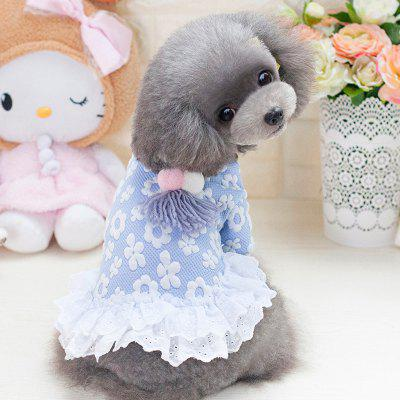 XXL Size Warm-keeping Dog Clothes