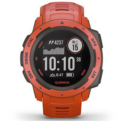 Garmin Instinct Graphite Smart Watch Image