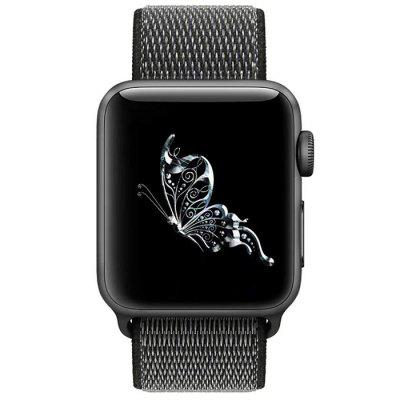 Replacement Nylon Wristband for Apple Watch 1 / 2 / 3 / 4