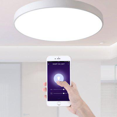 Utorch UT30+ 36W Smart Voice Control LED Ceiling Light with Remote Controller AC 220V
