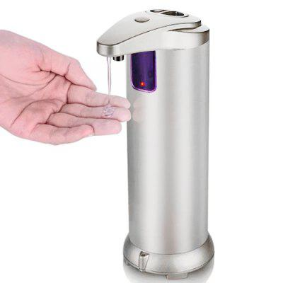 Stainless Steel Automatic Induction Foam Infrared Sensing Soap Dispenser