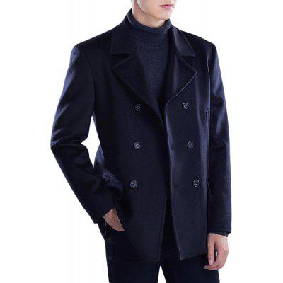 Man's Pure Wool Short Coat from Xiaomi youpin