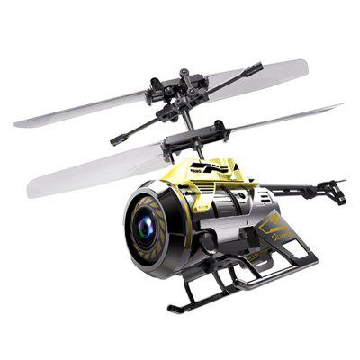 SILVERLIT 2.4G RC Helicopter Aerial Camera Remote Control Aircraft Toy
