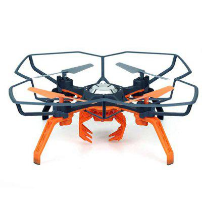 SILVERLIT 2.4G Mechanical Claw RC Drone - RTF Headless Mode One Key Takeoff / Landing Quadcopter Image