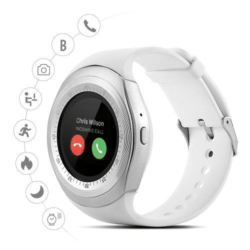 bf79a6ae7 Bilikay Y1 696 Bluetooth Sport Smartwatch with Independent Phone Function |  Gearbest