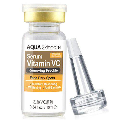 AuQuest Left-handed VC Stock Solution Skin Care Freckle Brightening Essence