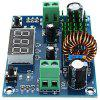 DC - DC XL4015 Adjustable 5V 12V 5A Regulator M291 Digital Display Buck Module - SILK BLUE