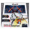 SILVERLIT 2.4G Mechanical Claw RC Drone - RTF Headless Mode One Key Takeoff / Landing Quadcopter - ORANGE