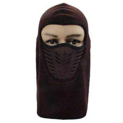 Winter Outdoor Full Face Mask Hat Motorcycle Ski Anti-dust Windproof Sport