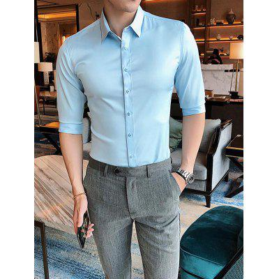 Men's Fashion Shirt Design elegante