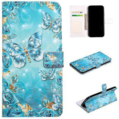 3D Painted Pattern Mobile Phone Case For iPhone XS / X